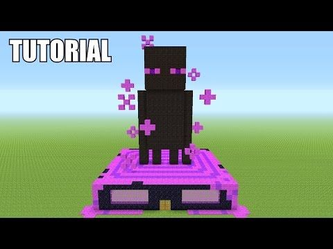"""http://minecraftstream.com/minecraft-tutorials/minecraft-tutorial-how-to-make-a-enderman-survival-house-ash43/ - Minecraft Tutorial: How To Make A ENDERMAN!! Survival House (ASH#43)  In this video I will be showing you guys how to build my latest house design for the """"Awesome Minecraft Survival House"""" series. This house is designed to be themed after a Enderman!  They are my favorite Minecraft MOB so really excited for this one! Hope you guys enjoy it and build.."""