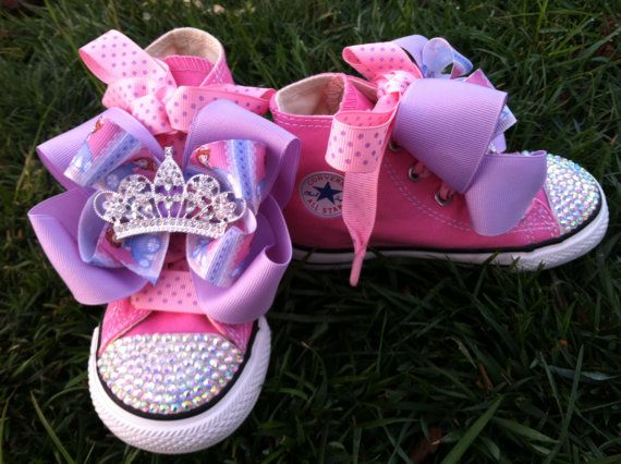 PRINCESS SOFIA SHOES  Sofia the First  Sofia Party by SparkleToes3, $79.99
