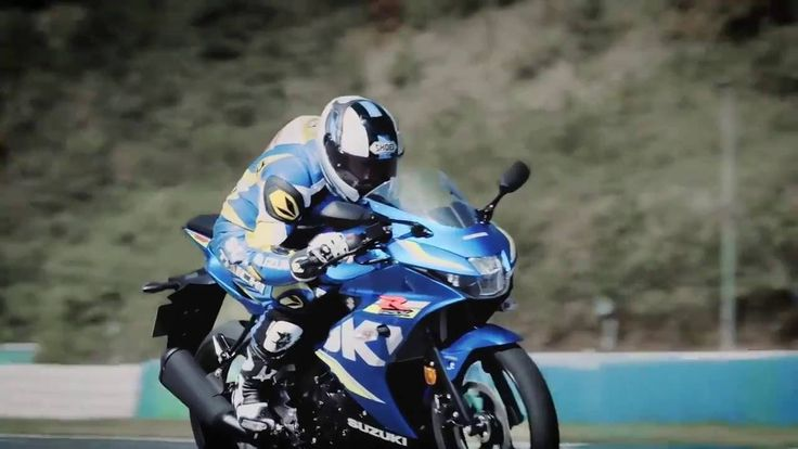 2017 Suzuki GSX R125 ABS Official Promotional Video