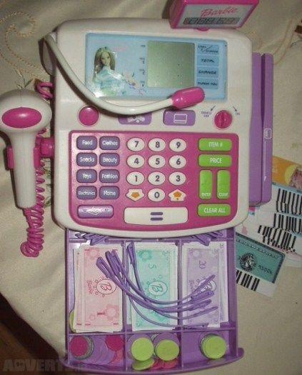 shop with me barbie cash register accessories thank you grandma and grandpa