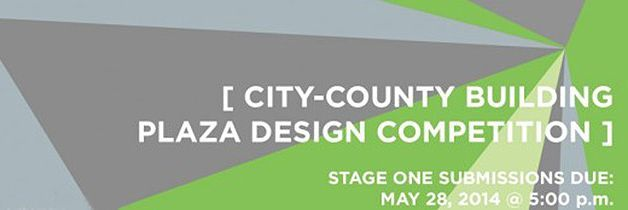 City-County Building Plaza Design Competition   Indianapolis, IN, USA
