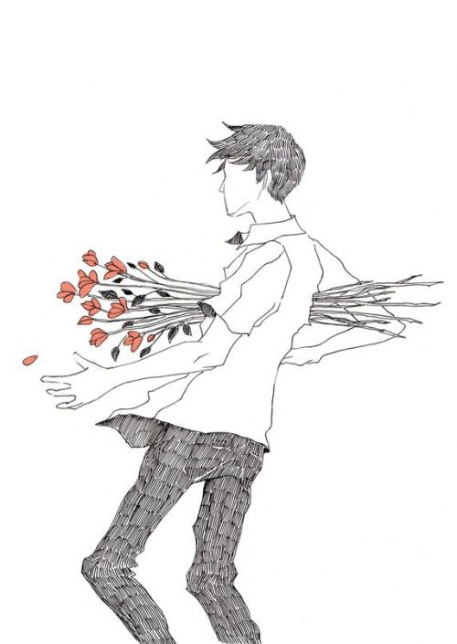 Atacou ele. Sem dor. Só permito amor.