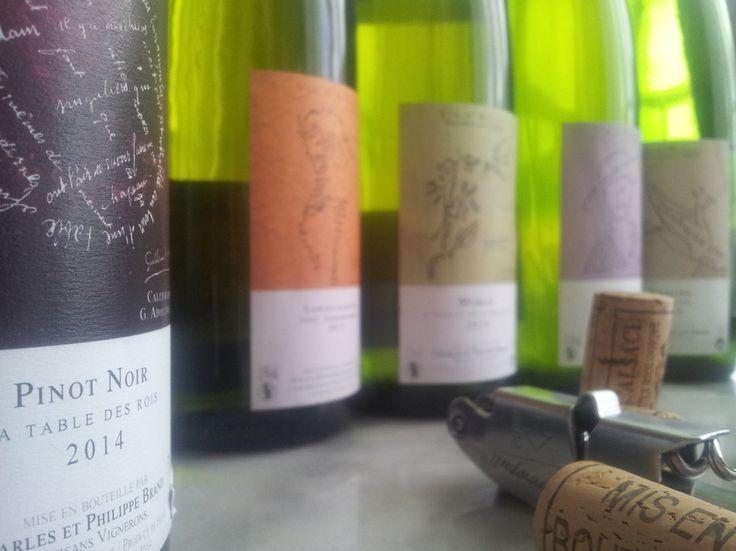 Blog - l'oenomad gamme Apollinaire #vin #narturel