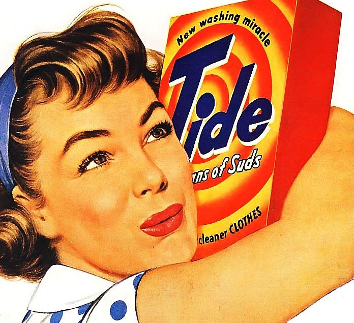 so happy about Tide!