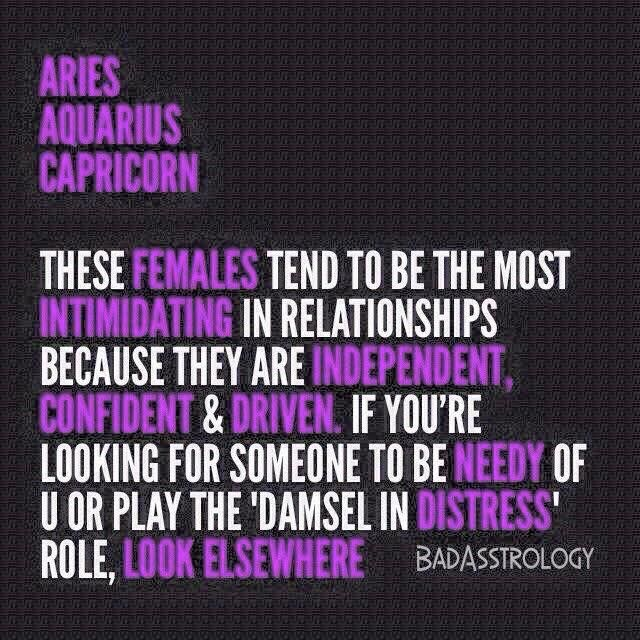 Ha! Capricorn Sun & Aquarius Ascendant... ouch.