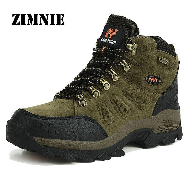 Cheap boots leather shoes, Buy Quality boots shoe shop directly from China boot platform Suppliers:            High Quality Brand Outdoor Boots Hiking Shoes New Autumn Winter Mens and Women Sport Shoes Cool Tre