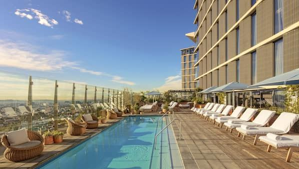1 Hotel West Hollywood In Los Angeles Ca Expedia In 2020 Los Angeles Hotels Hotel West Hollywood