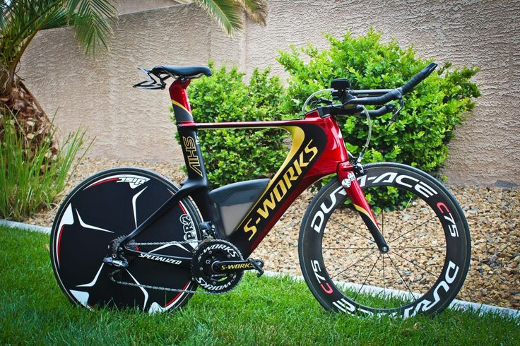 PRO Bike: Sam Betten's custom-painted Specialized Shiv