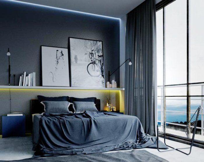 Мужская спальня - 9