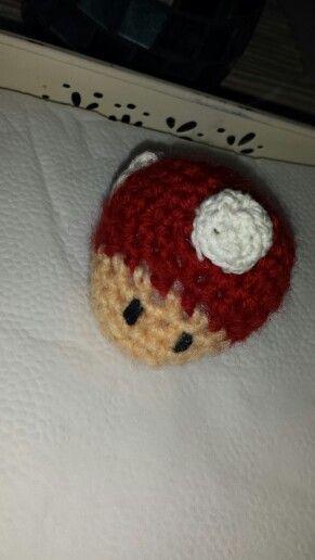 Mushroom in Mario