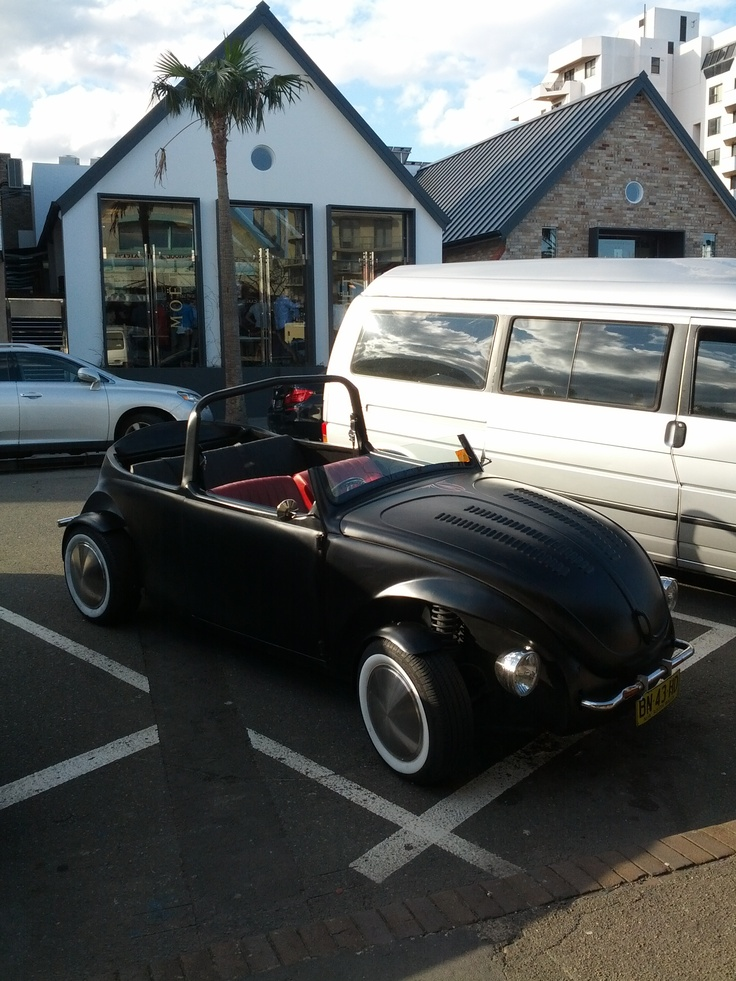 Modded VW Beetle @ Cronulla