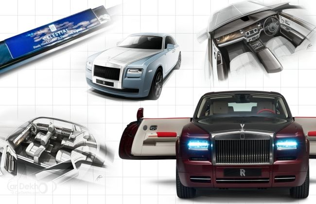 Rollsroyce Announces record sales in bespoke business