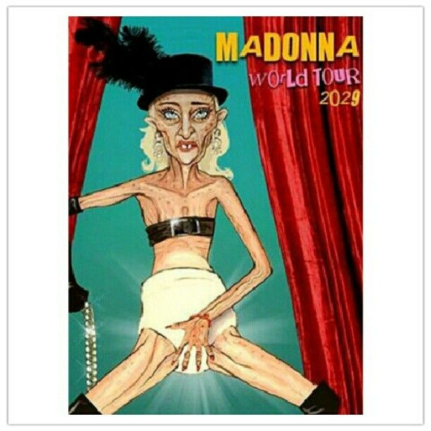 Madonna World Tour 2029