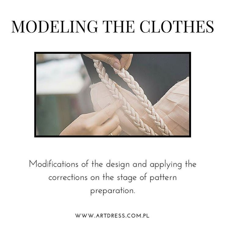 If you want to change your design or customize it to the line of the body let us know what kind of modeling you need and we will do it while preparing pattern. You can get more info at info@artdress.com.pl