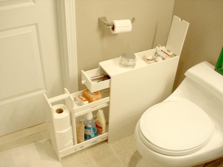 Узкий шкаф для ванной комнаты фото