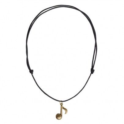 Bold Music Lover Necklace - Quaver 2 from Pentatonic Music - Rp 28.000