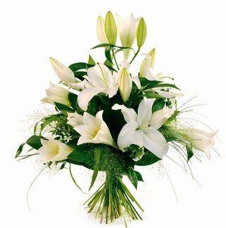 Bouquet de mariée Délice