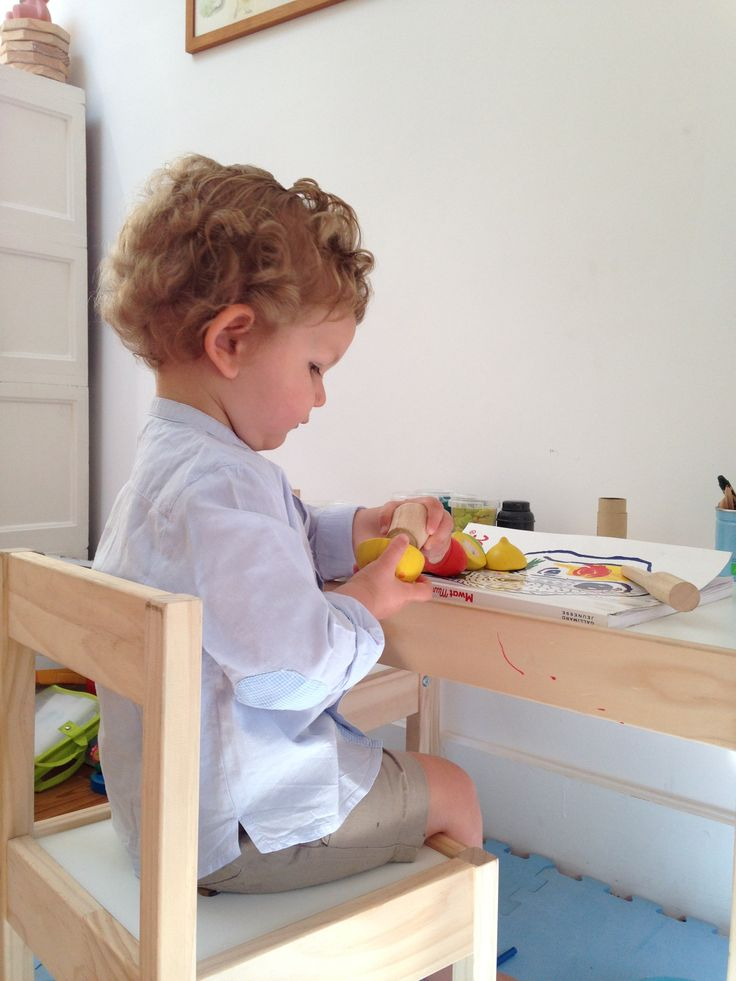 Gaspard is keeping himself busy in Petite Lucette