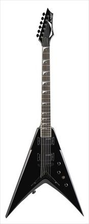 Dean Dave Mustaine Signature V Electric Guitar, Black