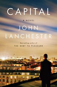 A Microcosm of London: John Lanchester Talks About 'Capital' - We've got it! Put it on hold today. http://catalog.lawrence.lib.ks.us/record=b1363503~S2