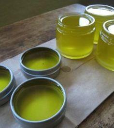 DIY: antiseptic ointment (beeswax, olive/almond or coconut oil, vitamin E oil, tea tree oil, lavender essential oil, lemon essential oil)