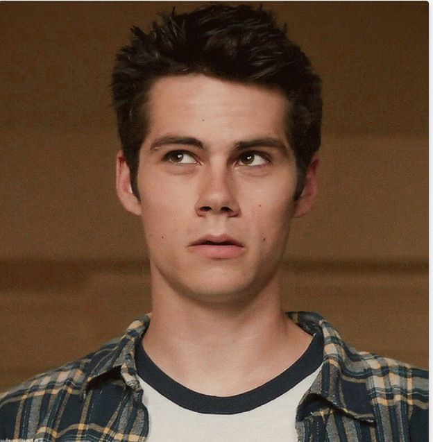 "Stiles Stilinski, Teen Wolf. Love the look on his face. It's like he's thinking, ""Hey, I've got hair this season. Where did that come from?"" I keep hearing people talking about hairy Stiles... Naturally I just assume this is what they mean, because what other than Dylan O'Brien is worth talking about??"