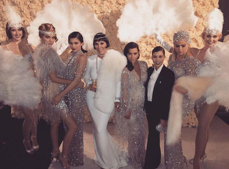 La soirée d'anniversaire de Kris Jenner pour ses 60ans