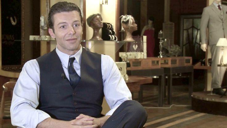 "Antena 3 TV   Francesco Testi: ""La quatrième saison sera pleine de bonnes et de…"