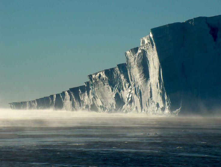 Larsenn B - Antartica