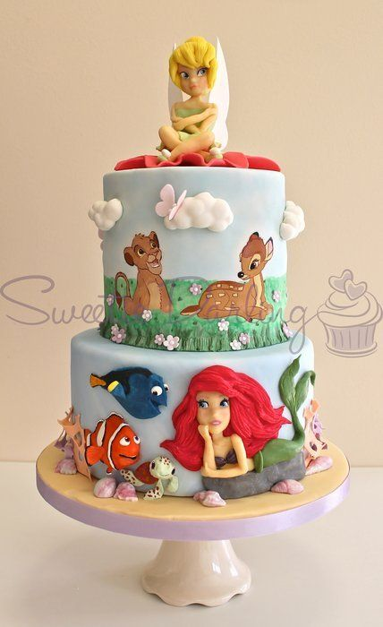 17 Best Images About Fondant Lion King On Pinterest Disney Cakes And