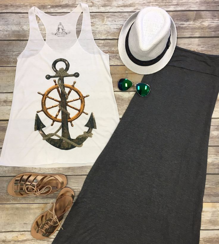 Anchors Up Tank