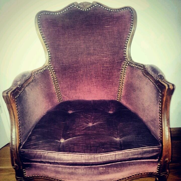 Mijn geweldige stoel!