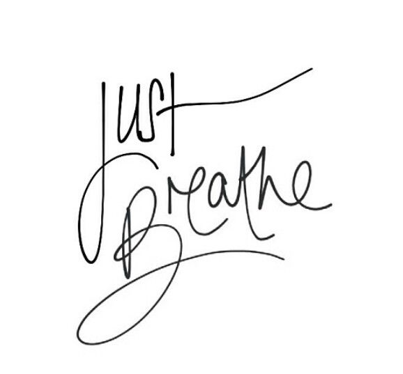 Just Breathe Tattoo Quotes Image Quotes At Hippoquotes Com: Tatto Frases, Tatuajes
