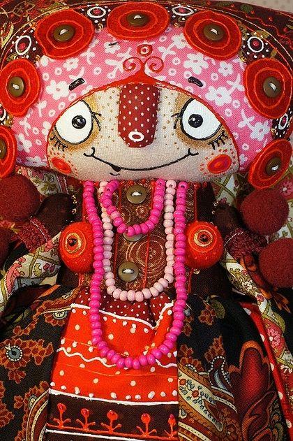 Текстильные куклы Любови Лаврентьевой. Обсуждение на LiveInternet - Российский Сервис Онлайн-Дневников