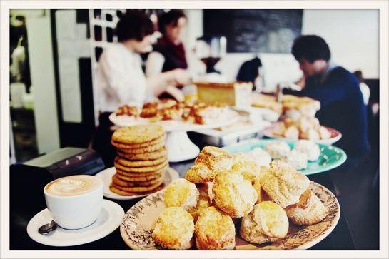 Resto, Brunch @ Le Bal Café Paris 18