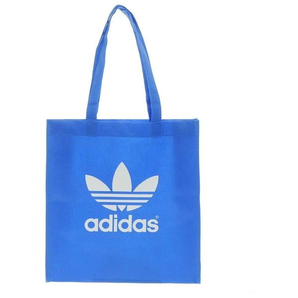 Adidas Originals Tote Bag (18 BRL) ❤ liked on Polyvore featuring men's fashion, men's bags, bags, totes and men's tote bag