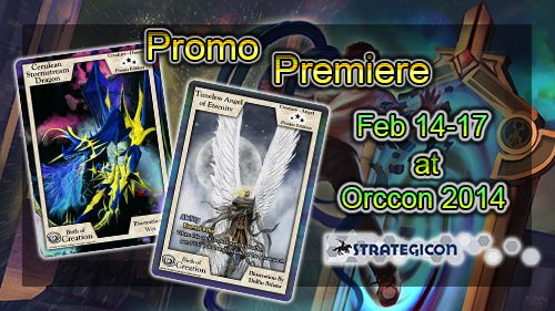 Promo Premiere Party hosted by Existence Games at Orccon Strategicon 2014 in Los Angeles, CA!