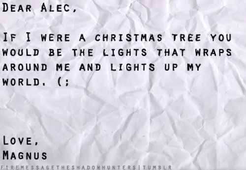 If I were a Christmas tree ... part 1