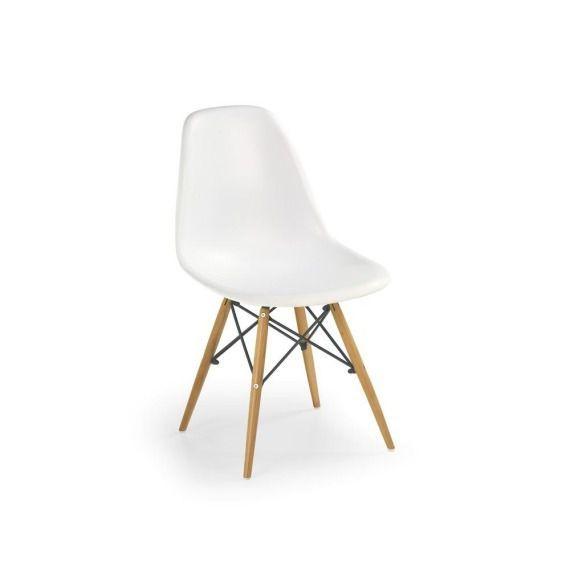 Nowoczesne krzesło - 2 kolory / Gwarancja 24m / NAJTAŃSZA WYSYŁKA !