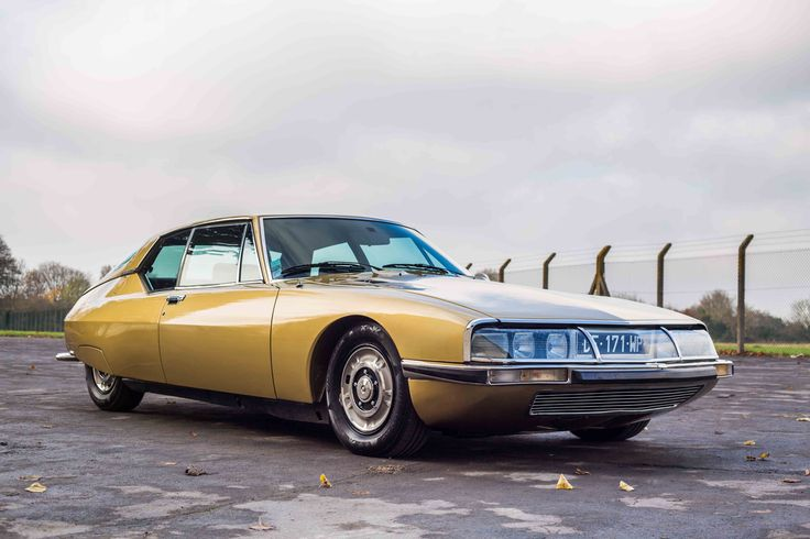 1972 Citroen SM Maserati - Silverstone Auctions