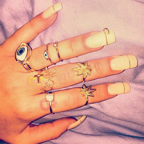 Lil Debbie Nails: 1000+ Images About Nail Art On Pinterest