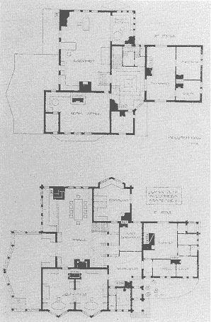 1909 Russian Dacha Floorplan Google Search Vz Her