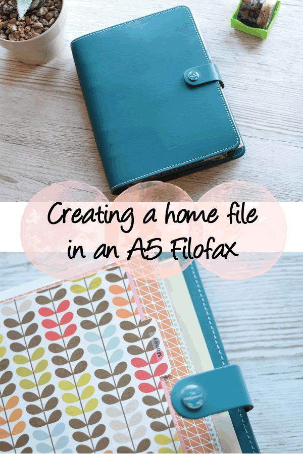 Forever losing those all important documents in folders and boxes? Create one go-to file with all the latest bills and documents you need to lay your hands on quickly. #productivity #organisation