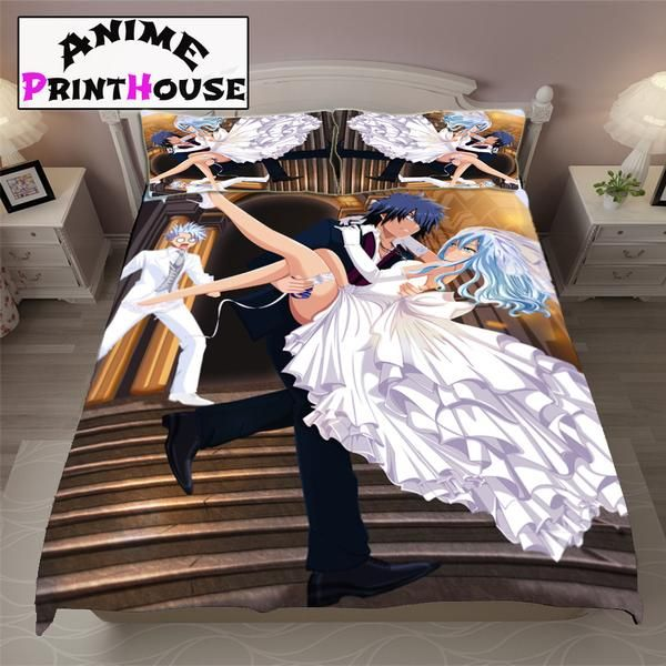 12 Best Fairy Tail Bed Set Images On Pinterest