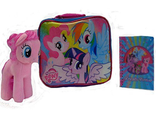 My Little Pony Insulated Lunch Tote and Decorated Pencils @ niftywarehouse.com #NiftyWarehouse #MyLittlePony #Cartoon #Ponies #MyLittlePonies