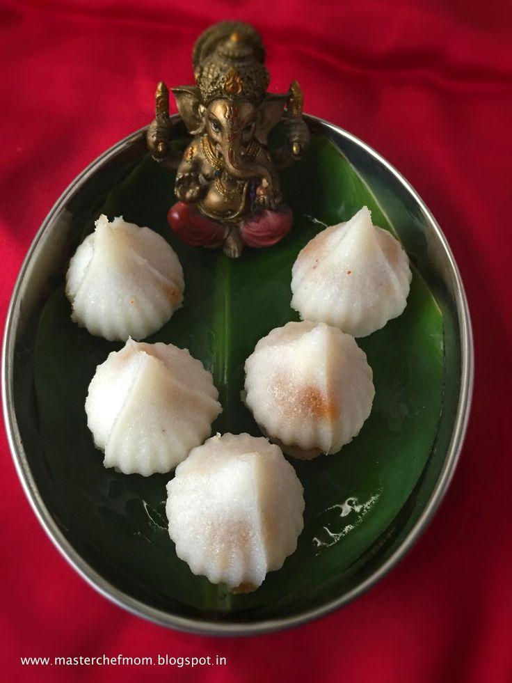 Kozhukattai Recipe | Modak Recipe |Thengai Poorna Kozhukattai