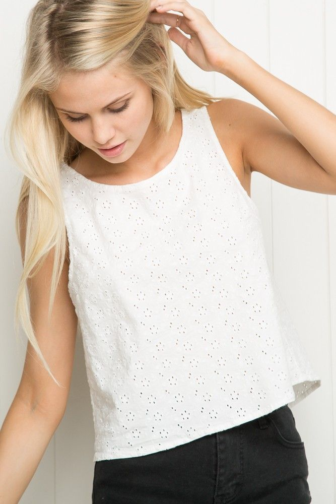 Brandy ♥ Melville | Thaise Tank - Clothing