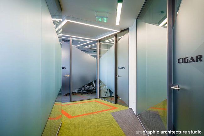 CBRE - Meeting room acces