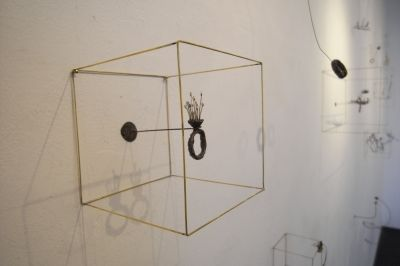 From my solo exhibition [ Shadow Exhibition ]