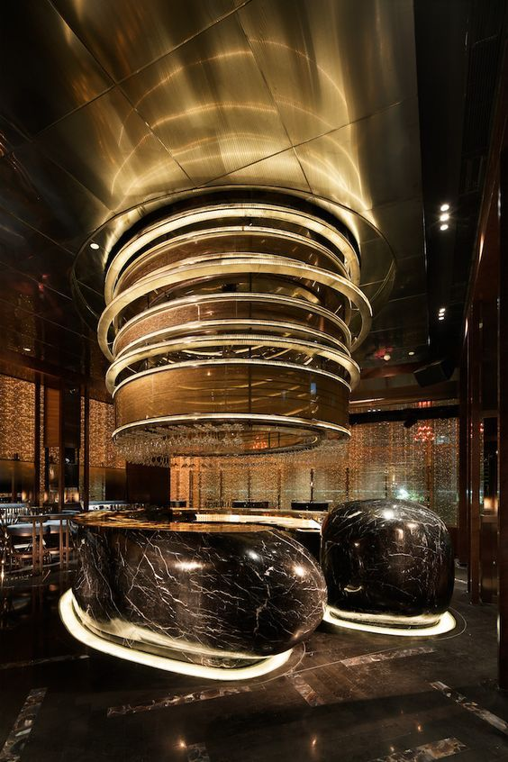 Image 3 of 32 from gallery of 2014 Restaurant & Bar Design Award Winners. Best Bar: FEI (China) / A.N.D.